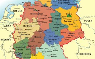 Какое место в мире занимает германия по производству судов