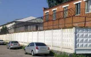 Какой следственный изолятор относится к черемушкинскому суд города москвы